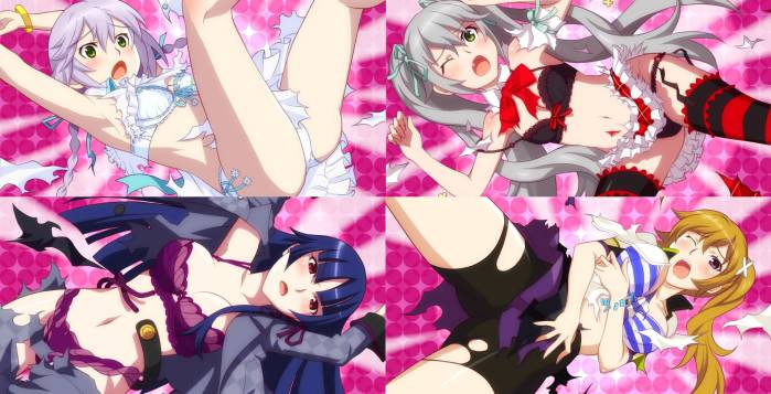 AKIBA'S TRIP: Undead & Undressed High Quality Background on Wallpapers Vista