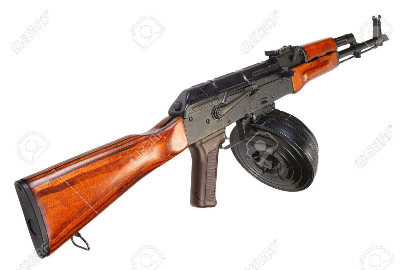 Akm Assault Rifle High Quality Background on Wallpapers Vista