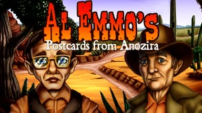 Nice wallpapers Al Emmo's Postcards From Anozira 293x164px