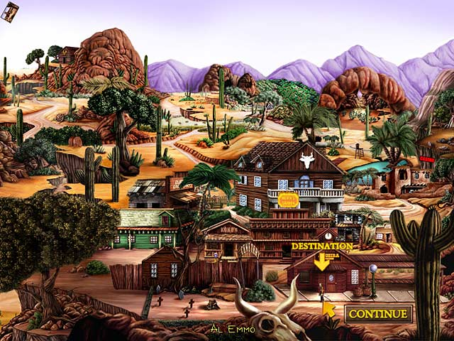 Amazing Al Emmo's Postcards From Anozira Pictures & Backgrounds