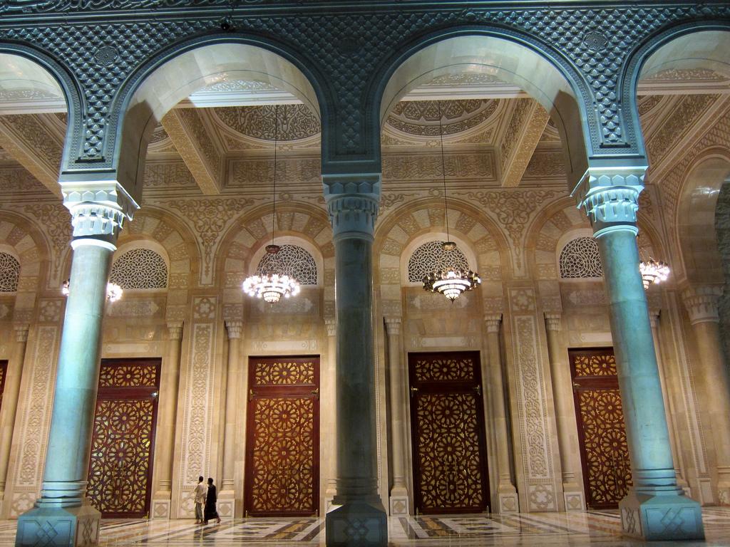 Al Saleh Mosque Backgrounds, Compatible - PC, Mobile, Gadgets| 1024x768 px