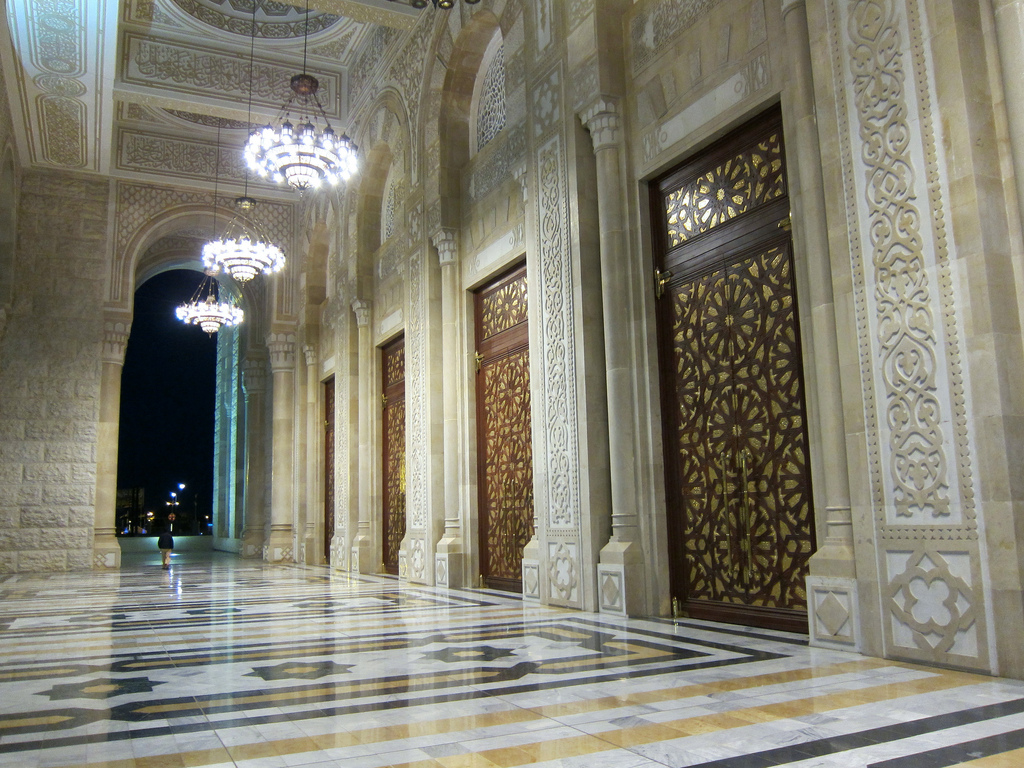1024x768 > Al Saleh Mosque Wallpapers