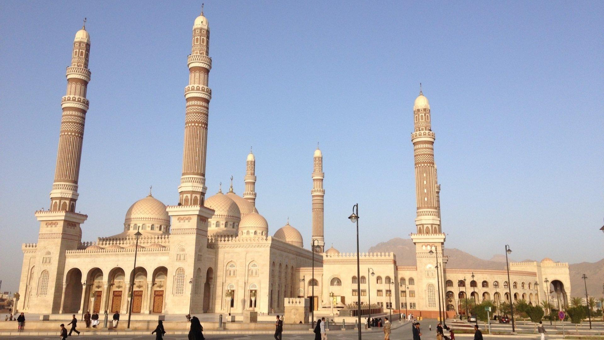 Images of Al Saleh Mosque | 1920x1080