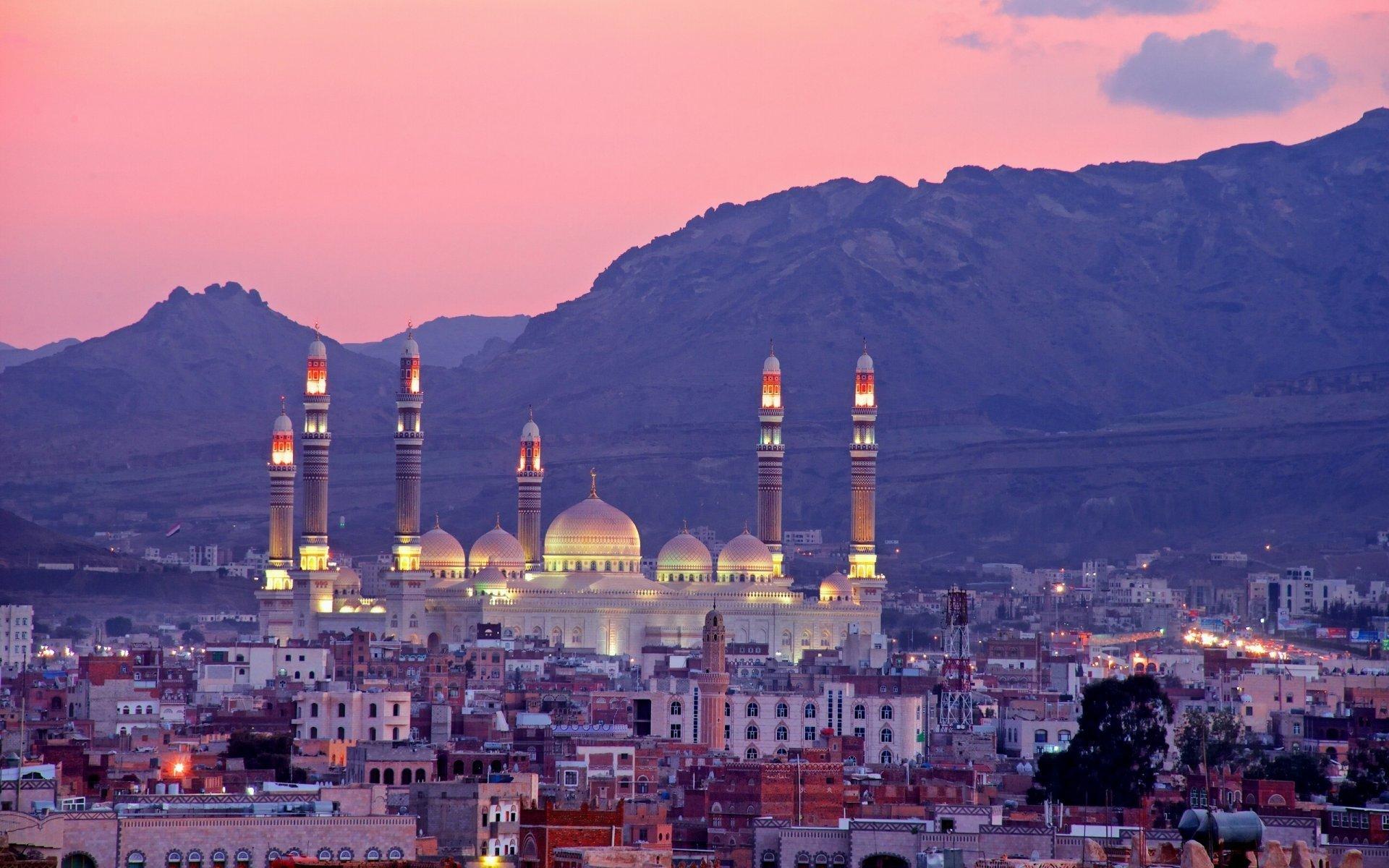 Al Saleh Mosque Backgrounds on Wallpapers Vista