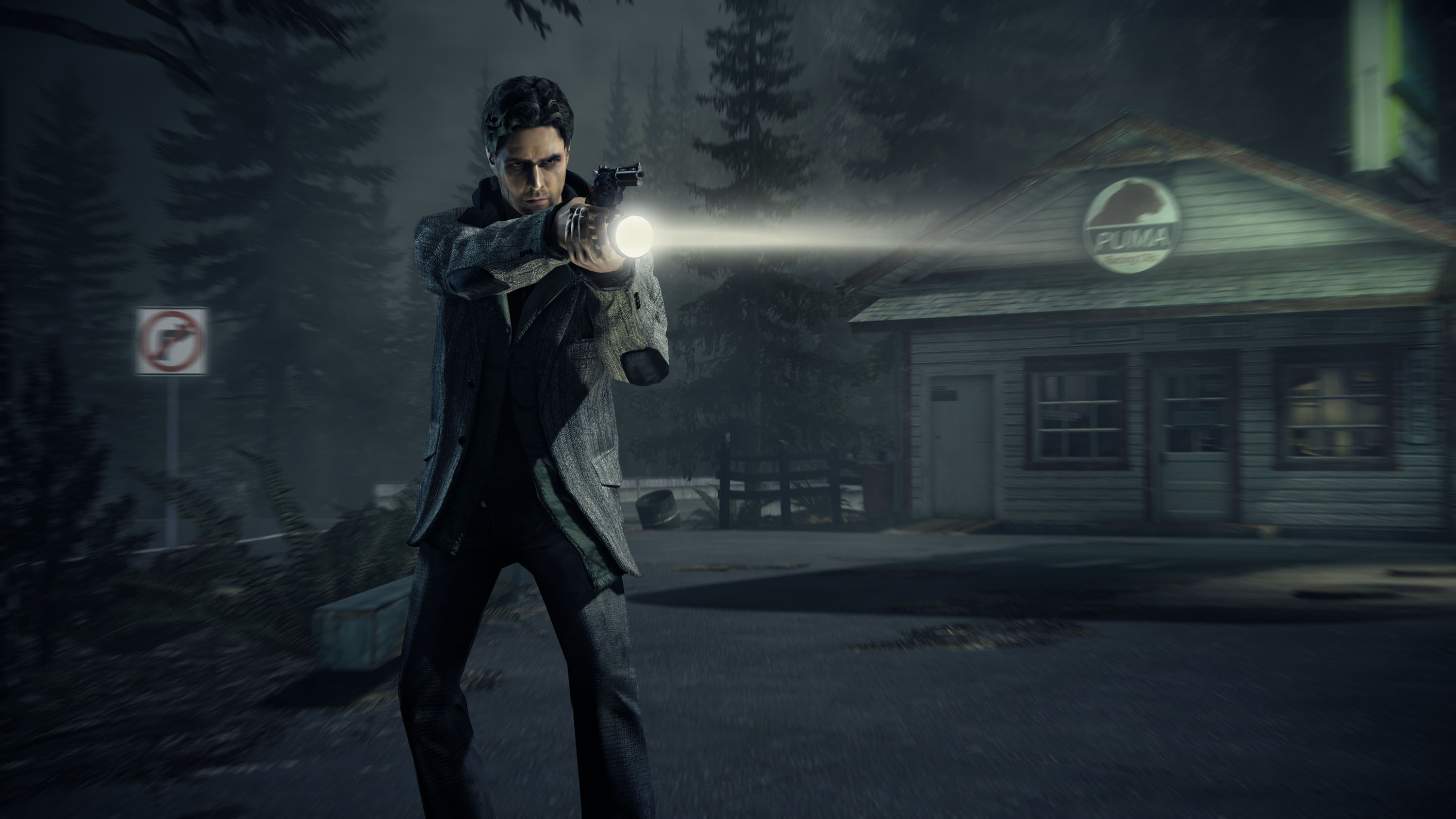 Alan Wake Backgrounds on Wallpapers Vista