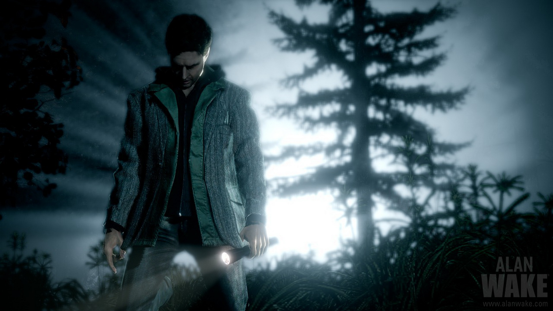 Alan Wake Backgrounds, Compatible - PC, Mobile, Gadgets| 1920x1080 px