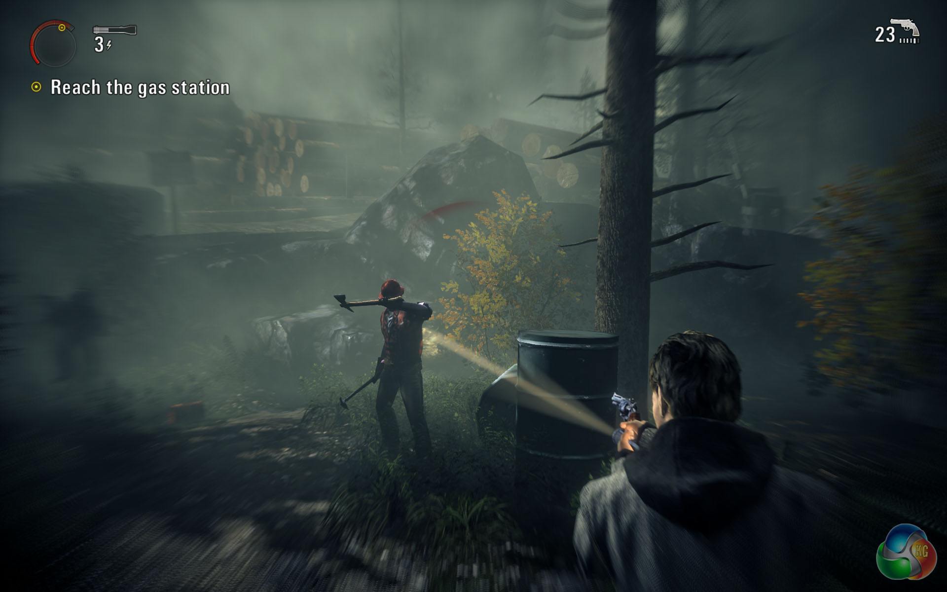 Alan Wake Backgrounds, Compatible - PC, Mobile, Gadgets| 1920x1200 px