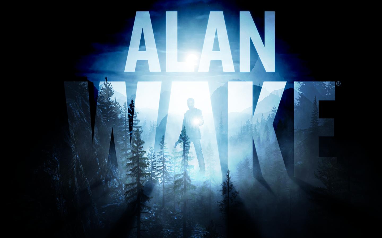 Nice Images Collection: Alan Wake Desktop Wallpapers