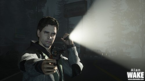 HD Quality Wallpaper | Collection: Video Game, 500x281 Alan Wake
