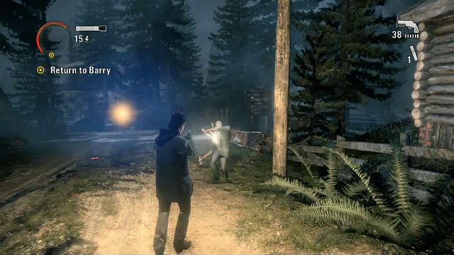 Amazing Alan Wake Pictures & Backgrounds