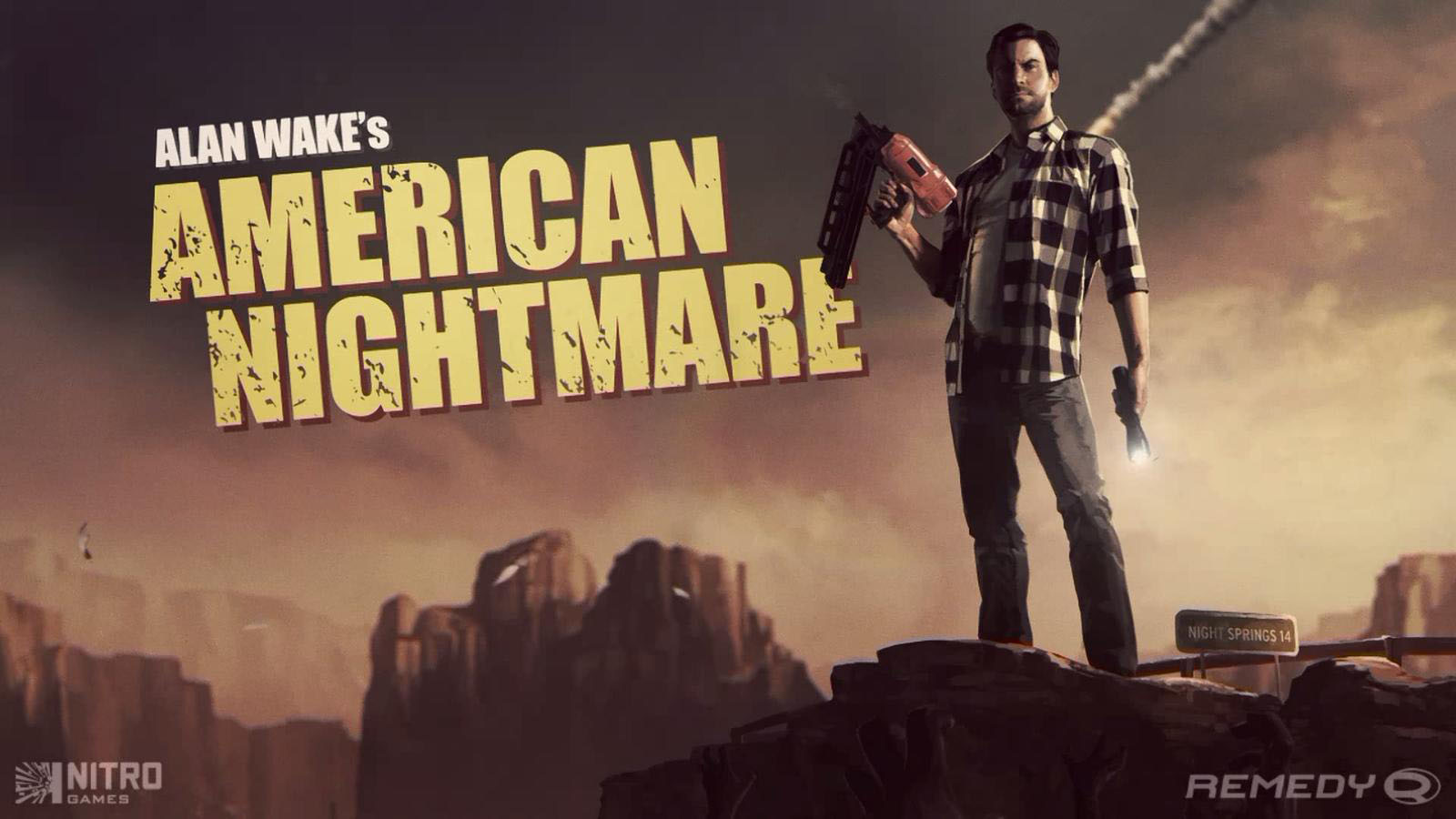 Amazing Alan Wake's American Nightmare Pictures & Backgrounds