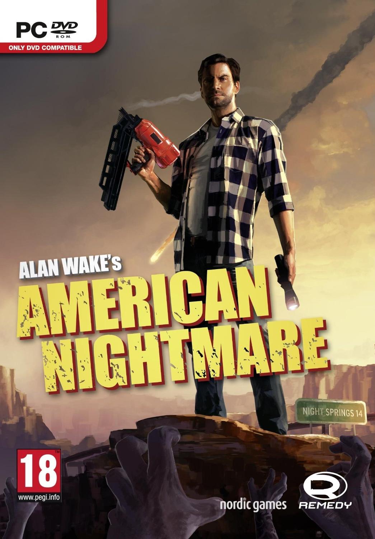 Images of Alan Wake's American Nightmare   1045x1500