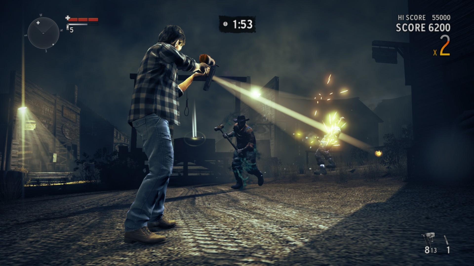 Alan Wake's American Nightmare Pics, Video Game Collection