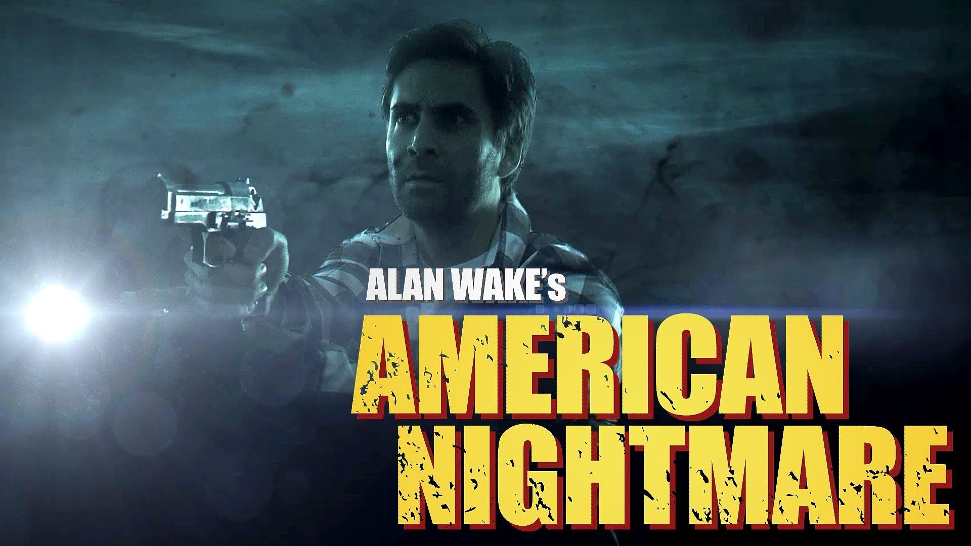 1920x1080 > Alan Wake's American Nightmare Wallpapers