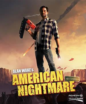 300x360 > Alan Wake's American Nightmare Wallpapers
