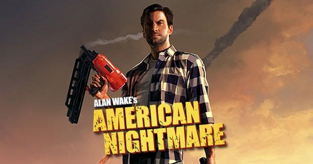 Nice wallpapers Alan Wake's American Nightmare 620x325px