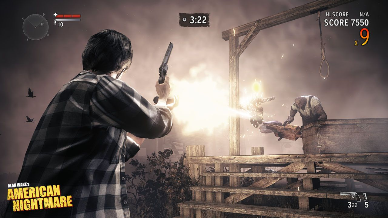 Alan Wake's American Nightmare Backgrounds, Compatible - PC, Mobile, Gadgets  1280x720 px