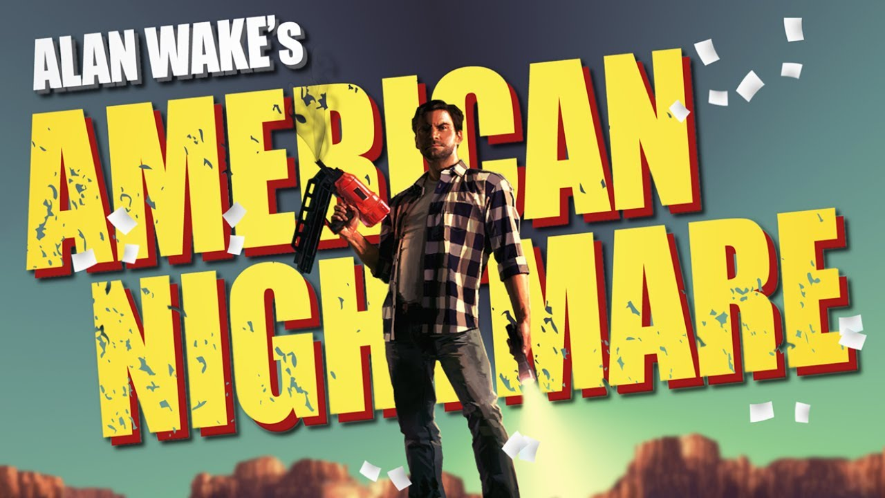 HD Quality Wallpaper   Collection: Video Game, 1280x720 Alan Wake's American Nightmare