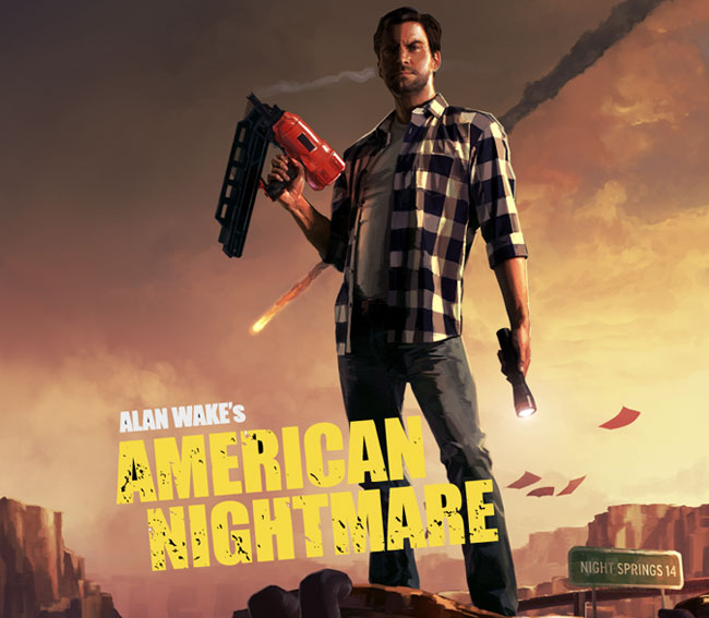 Alan Wake's American Nightmare High Quality Background on Wallpapers Vista