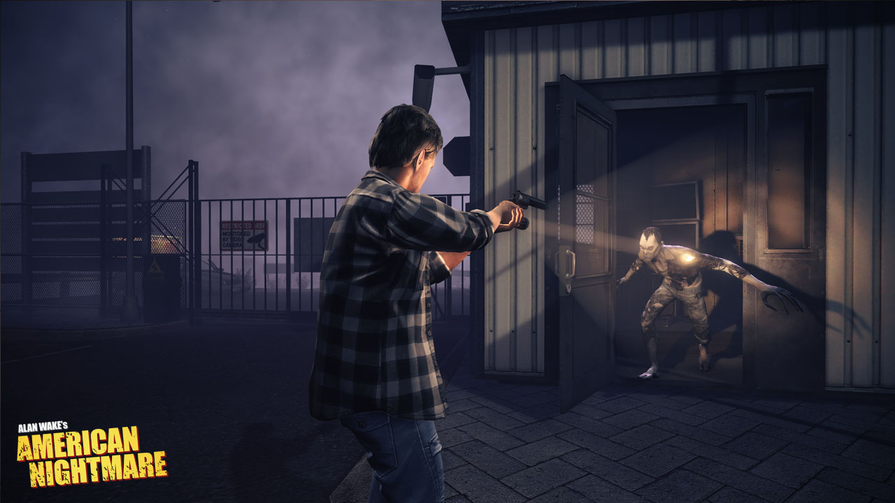 Alan Wake's American Nightmare Backgrounds on Wallpapers Vista