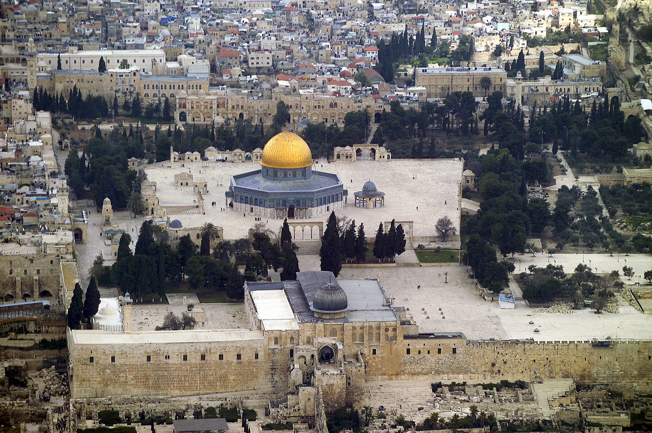 HQ Al-Aqsa Mosque Wallpapers | File 396.76Kb
