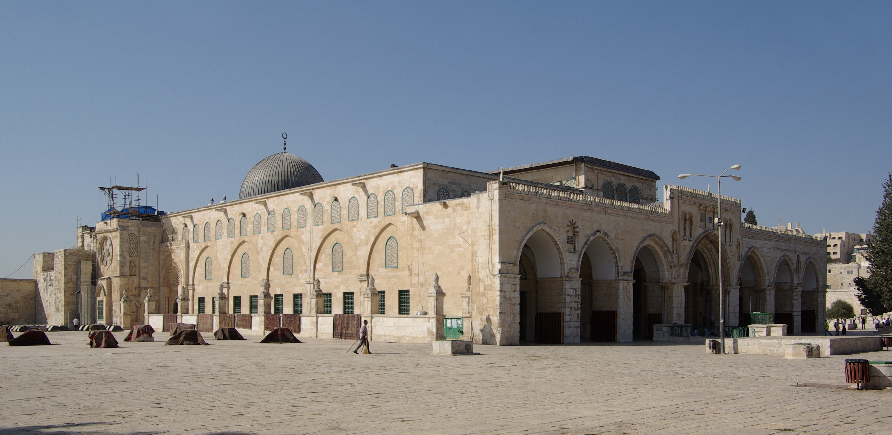 HQ Al-Aqsa Mosque Wallpapers | File 2213.33Kb