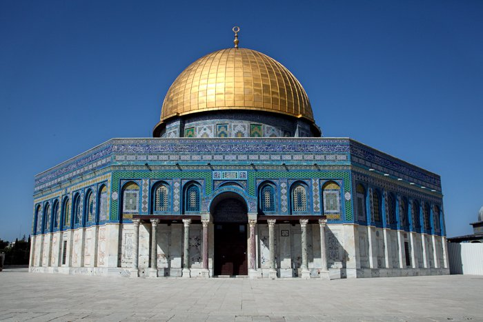 High Resolution Wallpaper | Al-Aqsa Mosque 700x467 px
