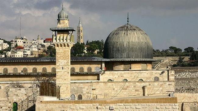 Al-Aqsa Mosque Backgrounds on Wallpapers Vista