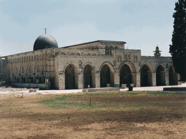 Al-Aqsa Mosque High Quality Background on Wallpapers Vista