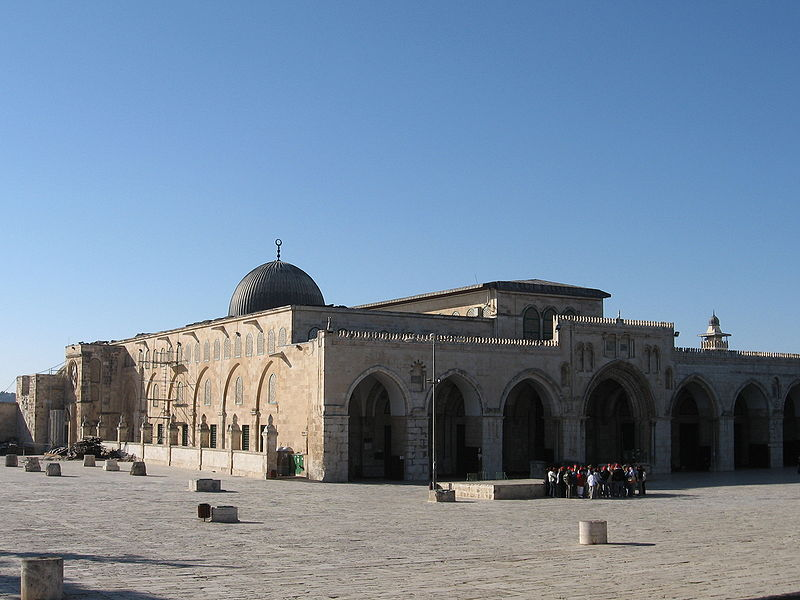 Images of Al-Aqsa Mosque | 800x600