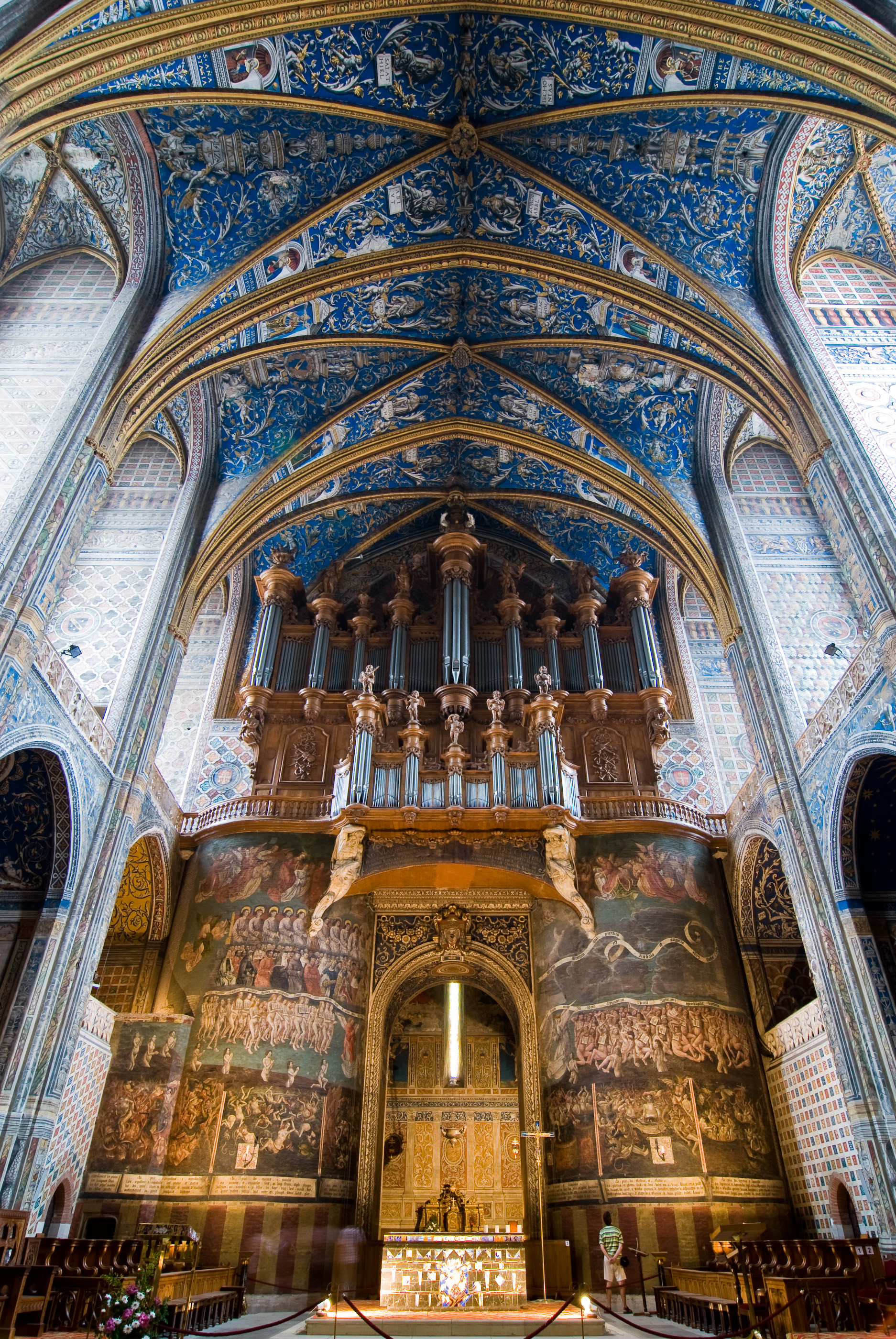 Nice wallpapers Albi Cathedral 1874x2800px