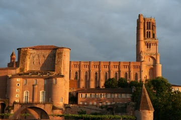 HQ Albi Cathedral Wallpapers | File 30.35Kb