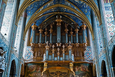 Albi Cathedral Pics, Religious Collection