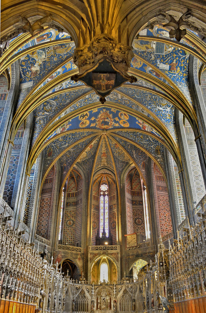 Albi Cathedral High Quality Background on Wallpapers Vista