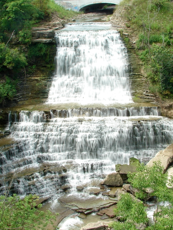 Albion Falls Pics, Earth Collection