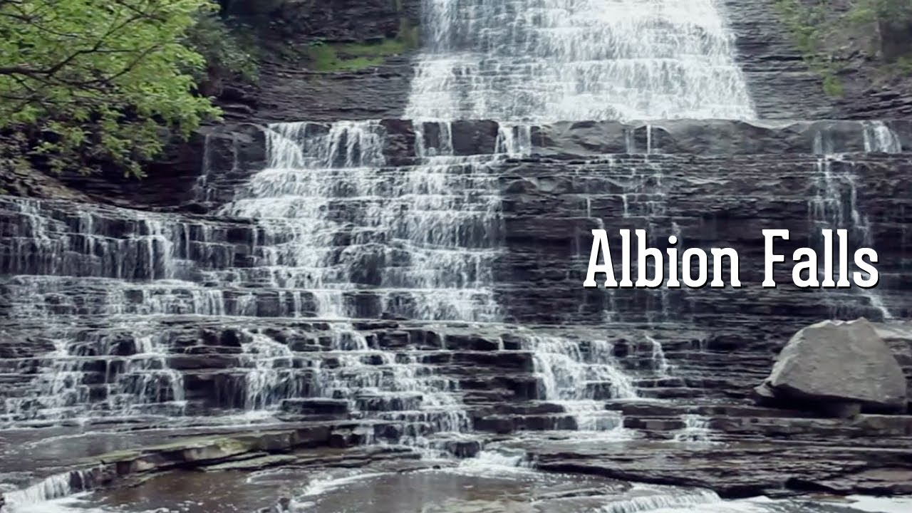 HD Quality Wallpaper | Collection: Earth, 1280x720 Albion Falls