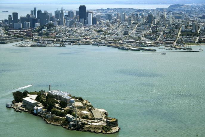Nice wallpapers Alcatraz 688x459px