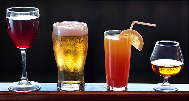 High Resolution Wallpaper | Alcohol 650x350 px