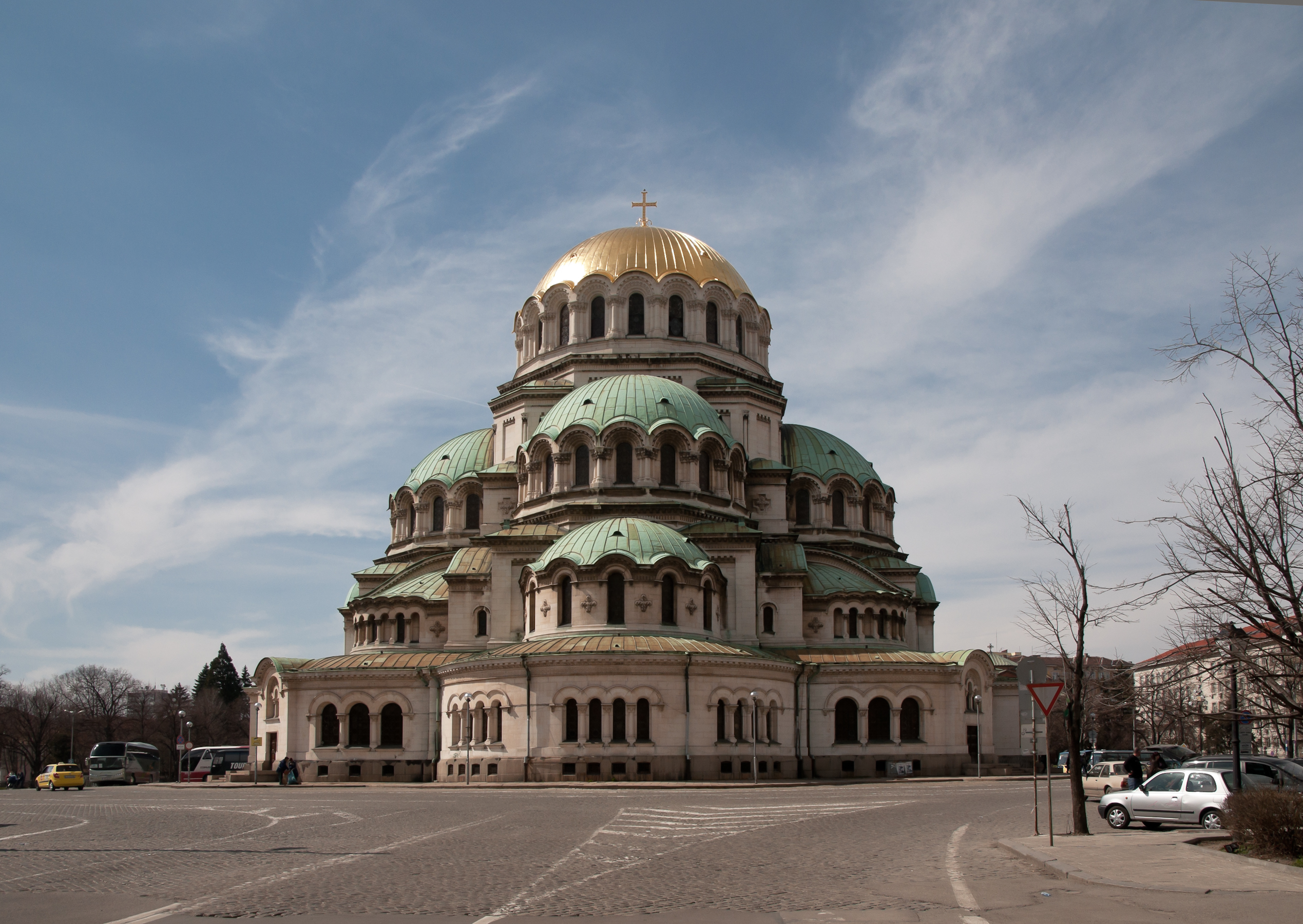 Alexander Nevsky Cathedral, Sofia High Quality Background on Wallpapers Vista