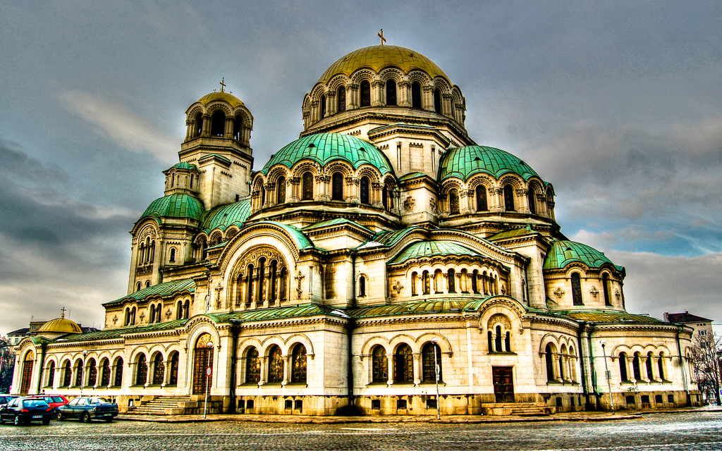 Images of Alexander Nevsky Cathedral, Sofia | 1024x640