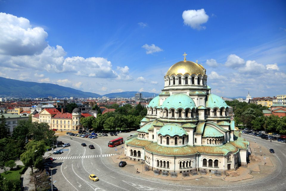Alexander Nevsky Cathedral, Sofia Backgrounds, Compatible - PC, Mobile, Gadgets| 960x640 px