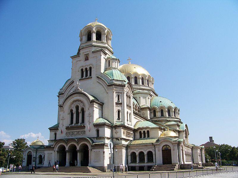 Alexander Nevsky Cathedral, Sofia Backgrounds on Wallpapers Vista