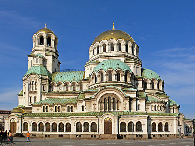Images of Alexander Nevsky Cathedral, Sofia | 640x480
