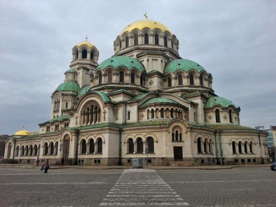 Amazing Alexander Nevsky Cathedral, Sofia Pictures & Backgrounds