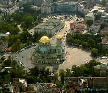 Nice wallpapers Alexander Nevsky Cathedral, Sofia 220x189px
