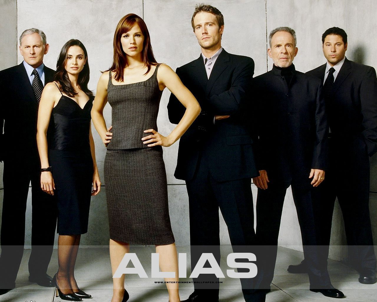 Alias High Quality Background on Wallpapers Vista