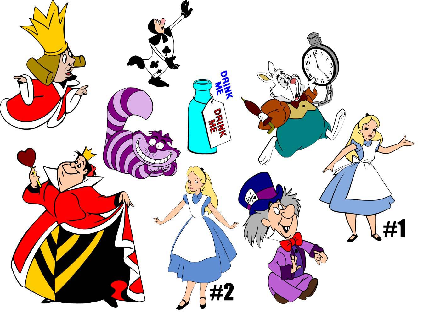 1363x1022 > Alice In Wonderland Wallpapers