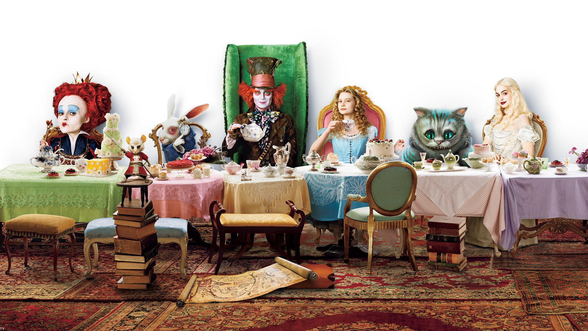 Images of Alice In Wonderland | 1920x1080