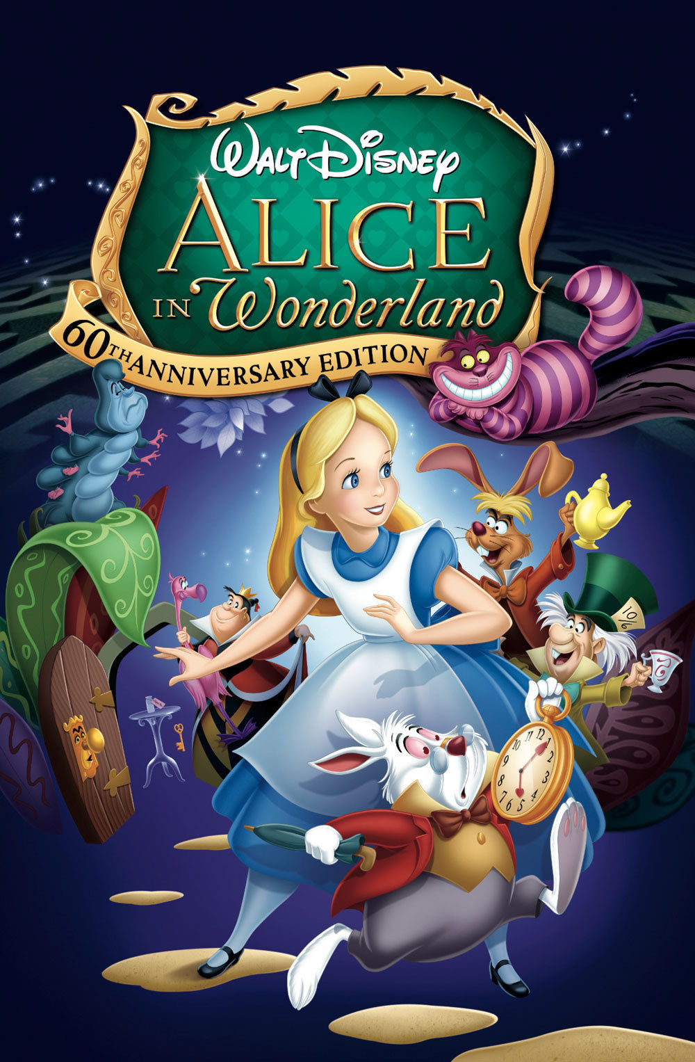 Alice In Wonderland Pics, Anime Collection