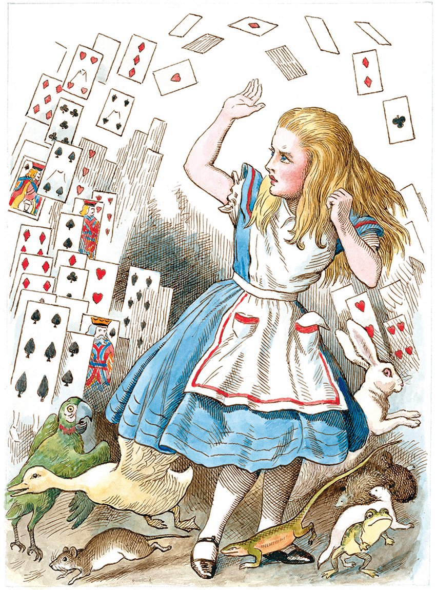 Alice In Wonderland Backgrounds, Compatible - PC, Mobile, Gadgets| 850x1150 px